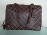 Sac cuir marron Chanel
