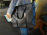 Sac Tadao Damier Graphite  Louis Vuitton