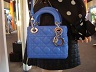 Sac Dior Mini Lady canage DIOR