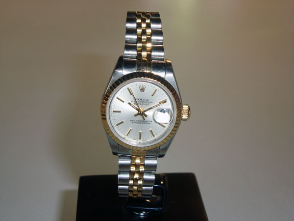Rolex Lady Date Just  occasion, en vente Ile Saint Louis - Paris