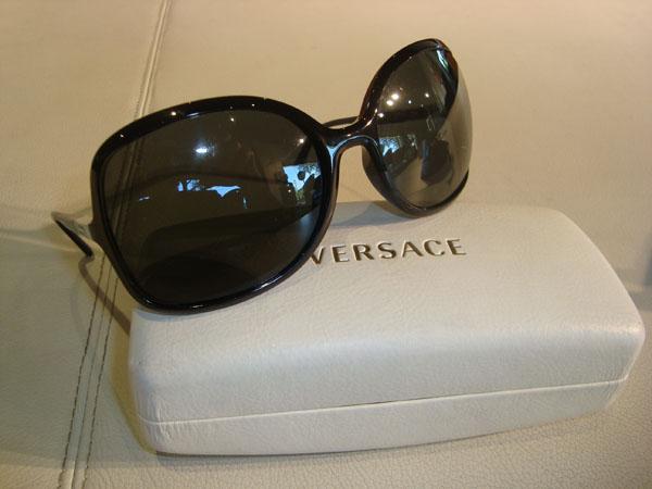 Versace Lunettes de soleil occasion, en vente Ile Saint Louis - Paris ed54a356d74