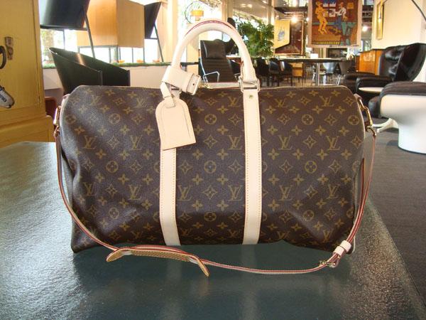 Louis Vuitton Keepall 50 occasion, en vente Ile Saint Louis - Paris 3cc2ee63da0
