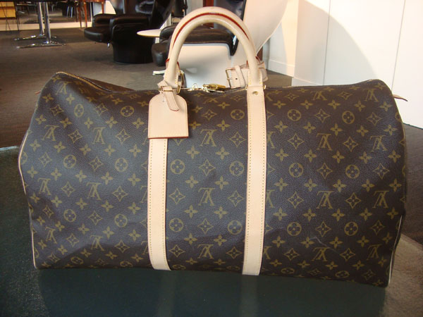 Louis Vuitton Keepall 55 cm occasion, en vente Ile Saint Louis - Paris