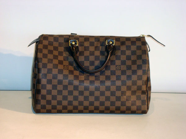 Louis Vuitton Speedy 35 occasion, en vente Ile Saint Louis - Paris 0366773ce2a