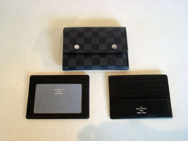 Assez Porte cartes Louis Vuitton A93601 occasion Porte cartes modulable  TM42