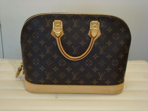 ... Louis Vuitton Alma occasion, en vente Ile Saint Louis - Paris Sac à  main Louis Vuitton ... 04a27cbe8d5