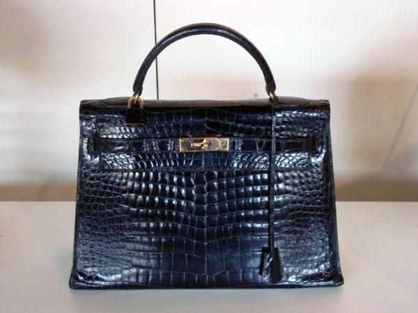 kelly crocodile herm s occasion magnifique sac kelly. Black Bedroom Furniture Sets. Home Design Ideas