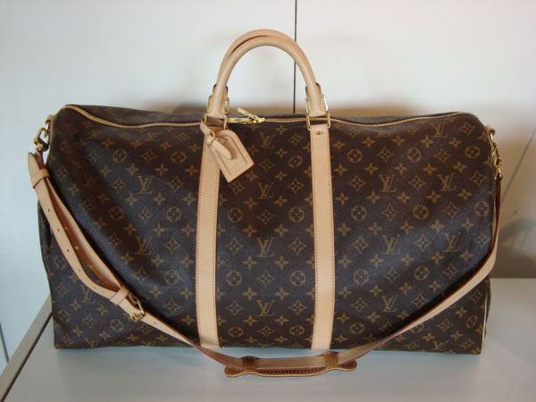 Louis Vuitton Keepall 60 occasion, en vente Ile Saint Louis - Paris