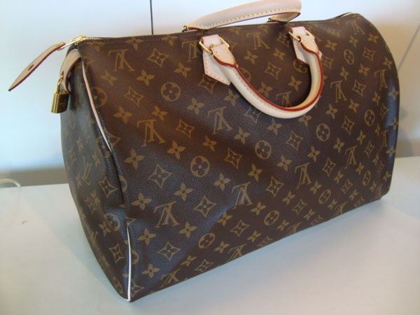Louis Vuitton Speedy 40 cm occasion, en vente Ile Saint Louis - Paris