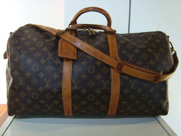 Louis Vuitton Keepall bandouliere 50 cm occasion, en vente Ile Saint Louis  - Paris 8e0dbda2768