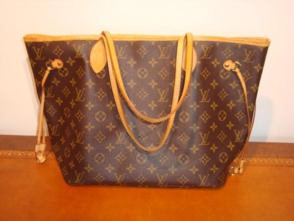 Sac Louis Vuitton Neverfull Mm Monogram