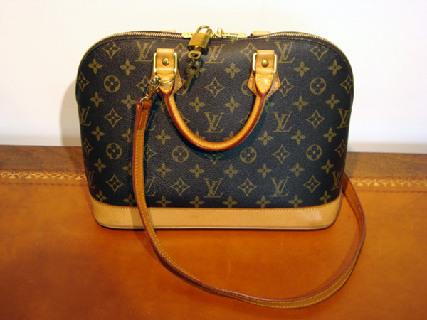 Louis Vuitton Alma occasion, en vente Ile Saint Louis - Paris