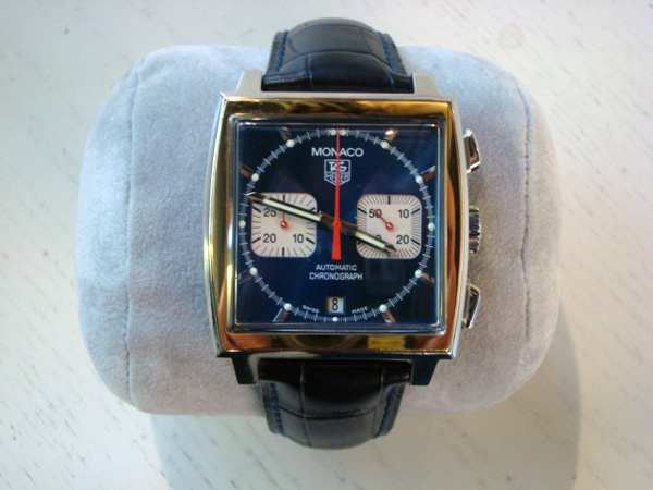 montres tag heuer monaco occasion. Black Bedroom Furniture Sets. Home Design Ideas