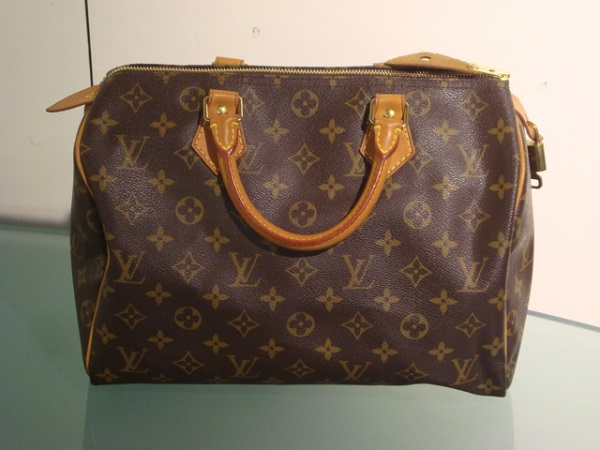 Louis Vuitton Sac Speedy 30 occasion, en vente Ile Saint Louis - Paris 948d8be82e1