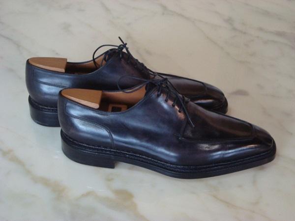 Occasion Neuves Cuir En Chaussures Berluti lFJcTK13