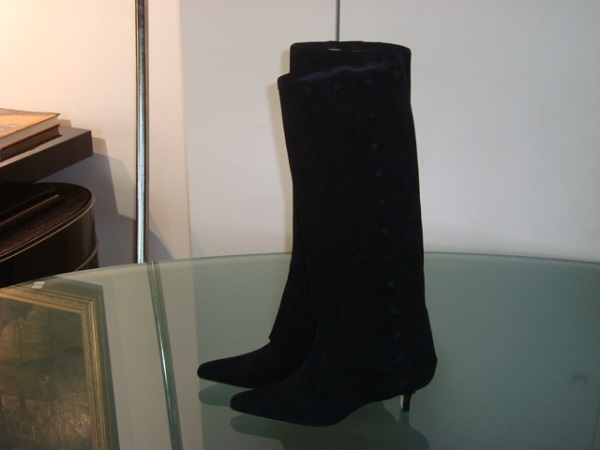 Manolo Blahnik Bottes neuves occasion, en vente Ile Saint Louis - Paris