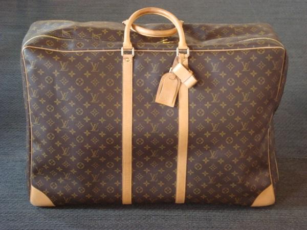 Louis Vuitton Valise Sirius 70 cm occasion, en vente Ile Saint Louis - Paris 961621b8446