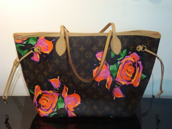 Louis Vuitton Neverfull Stephen Sprouse occasion, en vente Ile Saint Louis - Paris