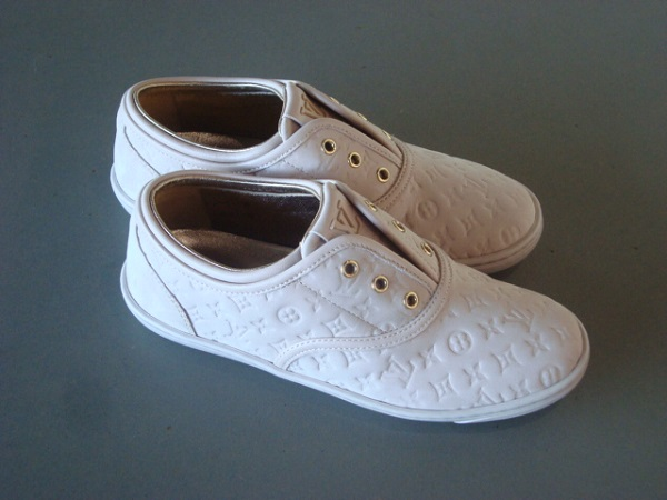 Louis Vuitton Sneakers Popincourt enfants neufs occasion, en vente Ile Saint Louis - Paris