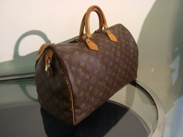Louis Vuitton Sac Speedy 40 cm occasion, en vente Ile Saint Louis - Paris 3a0bc94429d