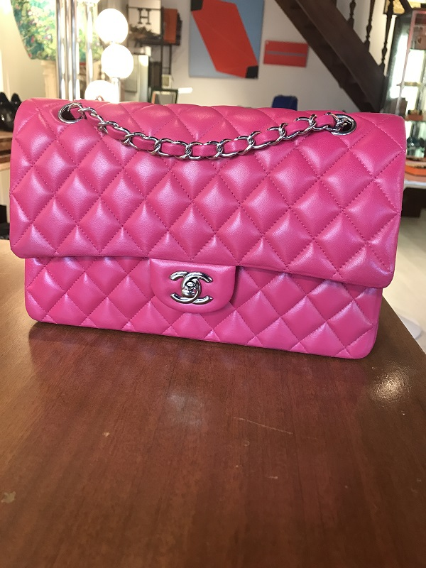Chanel Timeless 25 cm occasion, en vente Ile Saint Louis - Paris