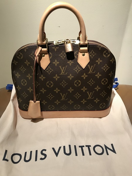 Louis Vuitton Sac Louis Vuitton Alma pm occasion, en vente Ile Saint Louis - Paris