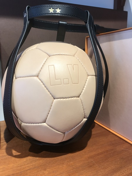 Ballon de foot Louis Vuitton Louis Vuitton