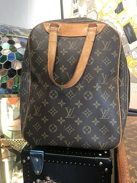 Louis Vuitton Sac excursion  occasion, en vente Ile Saint Louis - Paris