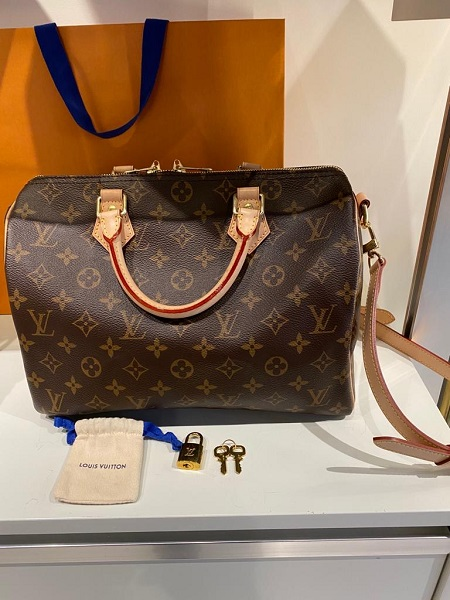 Sac Louis Vuitton speedy 30 Louis Vuitton
