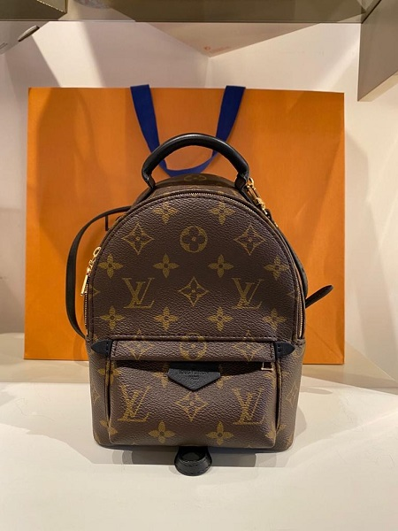 Sac a dos Palm Springs mini  Louis Vuitton