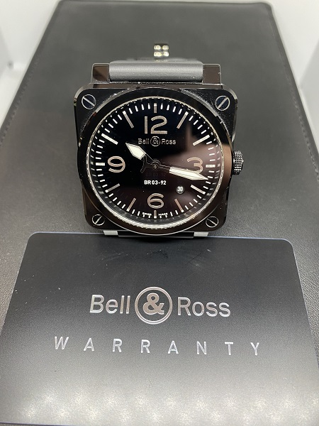 Bell & Ross Montre Bell & Ross  occasion, en vente Ile Saint Louis - Paris
