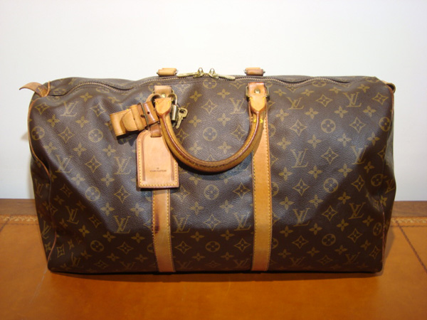 Louis Vuitton Keepall 50 occasion, en vente Ile Saint Louis - Paris