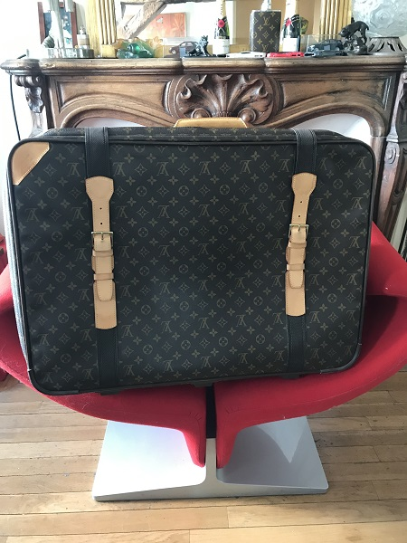 Louis Vuitton Valise Louis Vuitton Satellite  occasion, en vente Ile Saint Louis - Paris