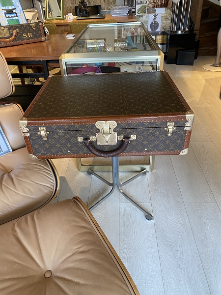 Louis Vuitton  Valise Braken occasion, en vente Ile Saint Louis - Paris